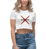 Cancel COVID-19 Crop Top