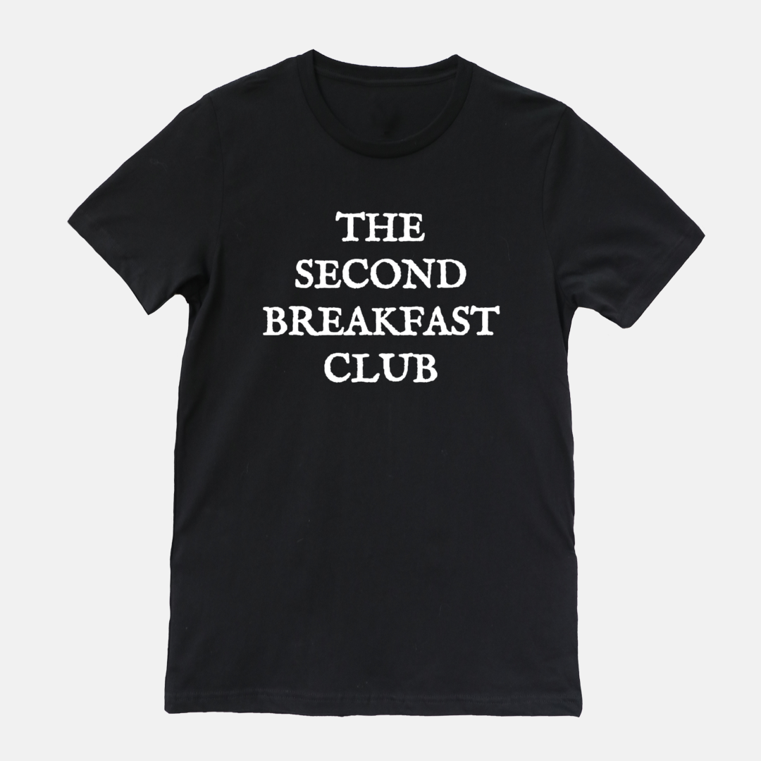 """Second Breakfast"" Lord of the Rings T-Shirt"