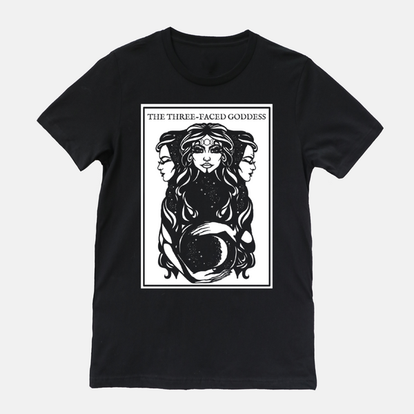 """Three-Faced Goddess"" Throne of Glass T-Shirt"