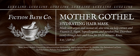 LUXE LINE: Mother Gothel Hydrating Hair Mask (4oz)