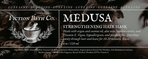 LUXE LINE: Medusa Hair Mask (4oz)