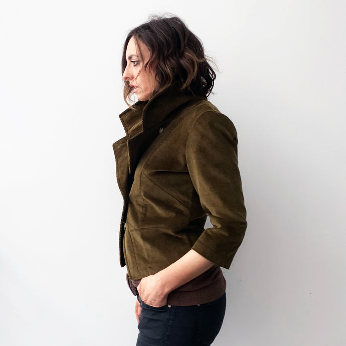 Elena in Olive - Limited edition of 3