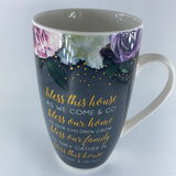 Kelly Lane ~Limited edition~ Coffee mug 'bless this house'