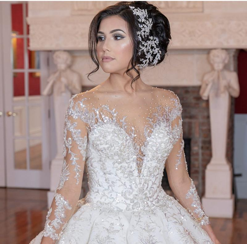 Wedding Hair Accessories - Ellee Couture Boutique