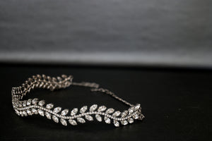 LILLY Swarovski Forehead Jewelry