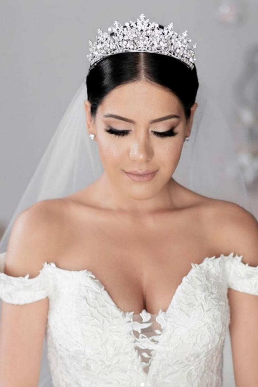 Buy RENEE Wedding Tiara, Bridal Tiara Online  Ellee Couture Boutique