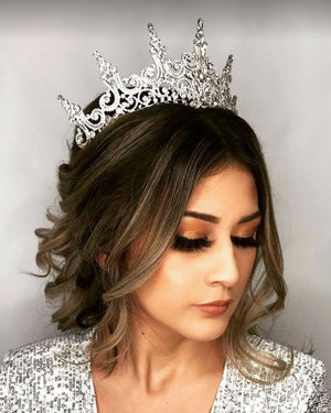 RAQUEL Swarovski Bridal Crown