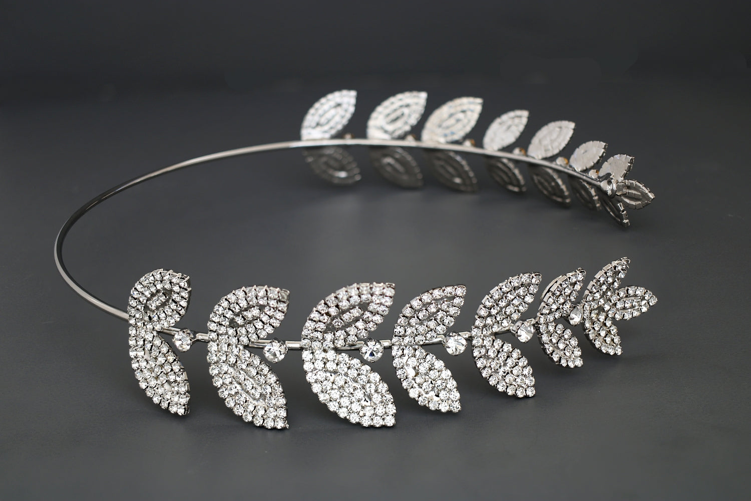 SHACHI Greek  Swarovski Headband