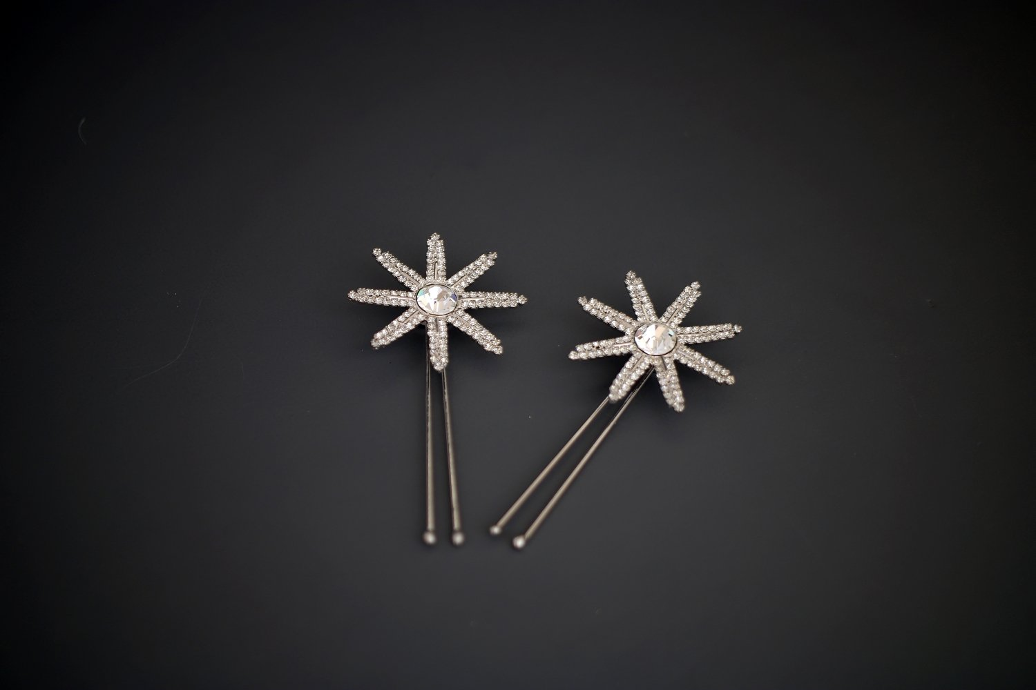 ZURI Bridal Hair Pins, Sold in Pairs