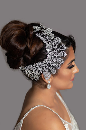 LUX Luxrious Headpiece Hair Vine