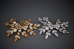 NOVA GLAM, Bridal Headpieces, Bridal Hair Combs