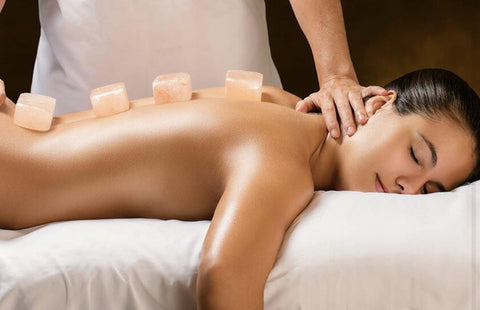 Himalayan Salt Stone Body Massage