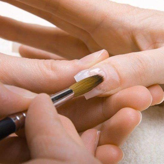 Online Acrylic Nail Extension Training