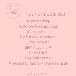 1:1 Platinum 2 Course Package