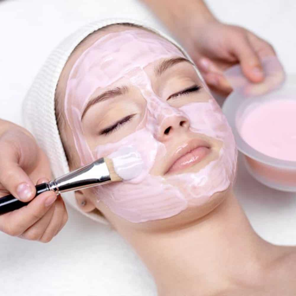 Online Standard Facial Training