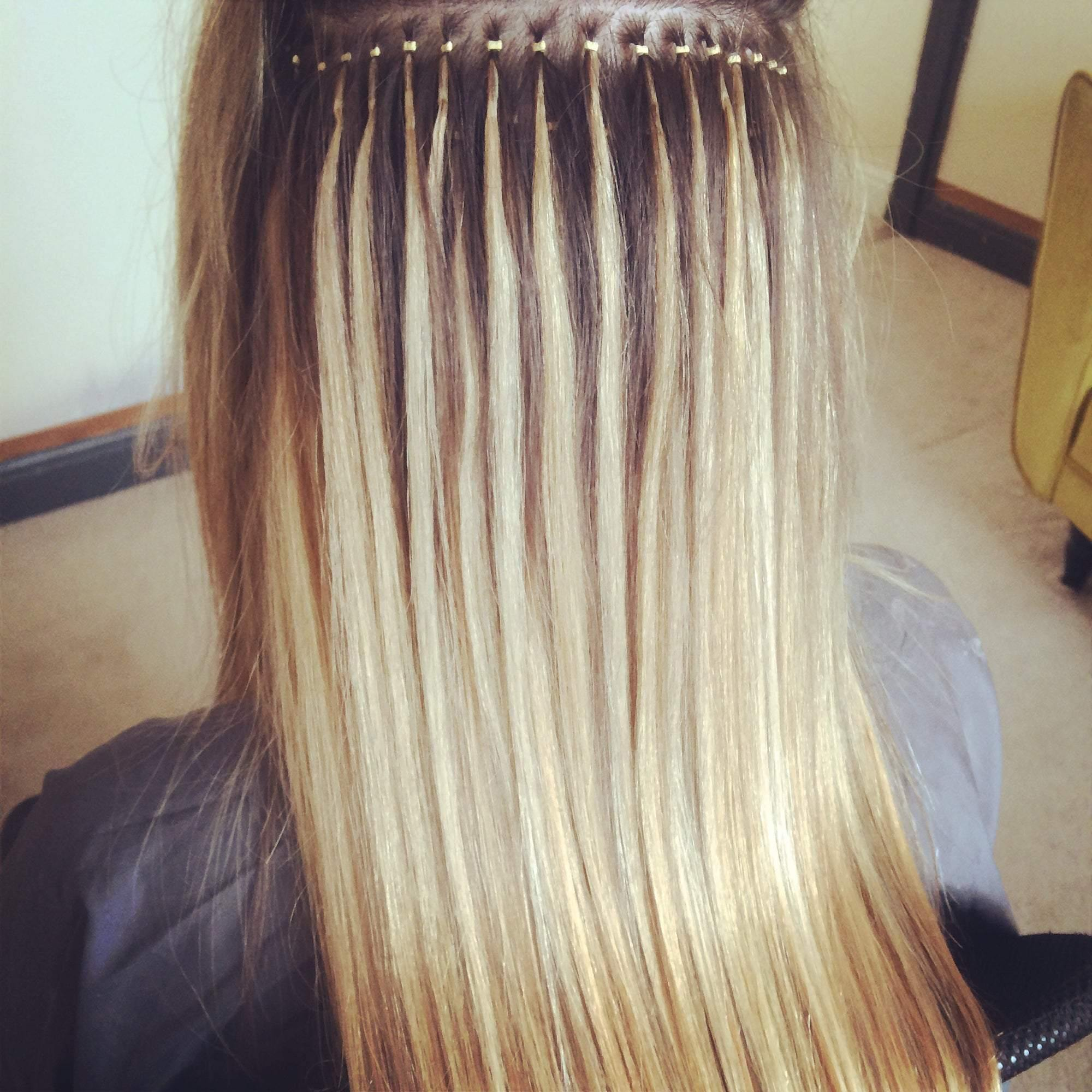 Online Nano Hair Extension Training