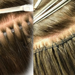 Online Braidless Weave Hair Extension Training