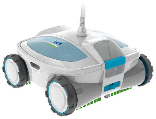 Aquabot Breeze XLS Robotic Pool Cleaner for Above-Ground and In-Ground Pools - Robot Vacuum Store