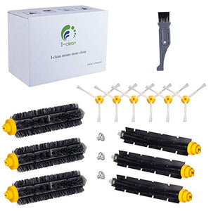 iRobot Roomba Replacement Brushes for iRobot Roombo 600 & 700 Series Vacuum  Cleaning Kits