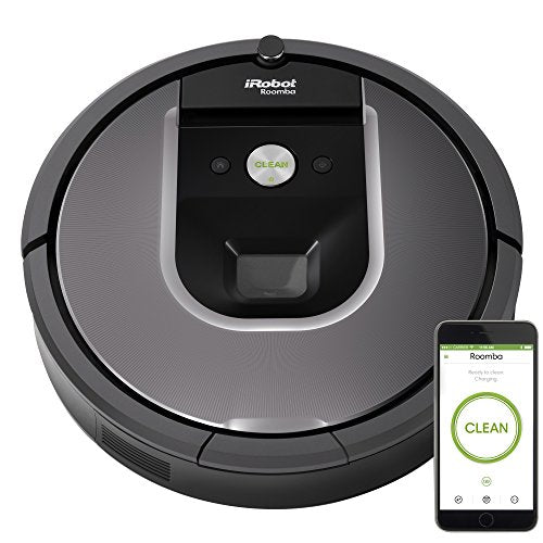 iRobot Roomba 960 Robot Vacuum with bonus extra virtual wall barrier - Robot Vacuum Store