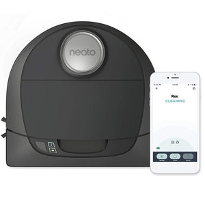 Neato Botvac D5 Connected Laser Guided Robot Vacuum, Ideal for Pets - Robot Vacuum Store