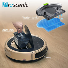 Proscenic 790T Robotic Vacuum Cleaner and Mop, Ideal for Pet Hair - Robot Vacuum Store