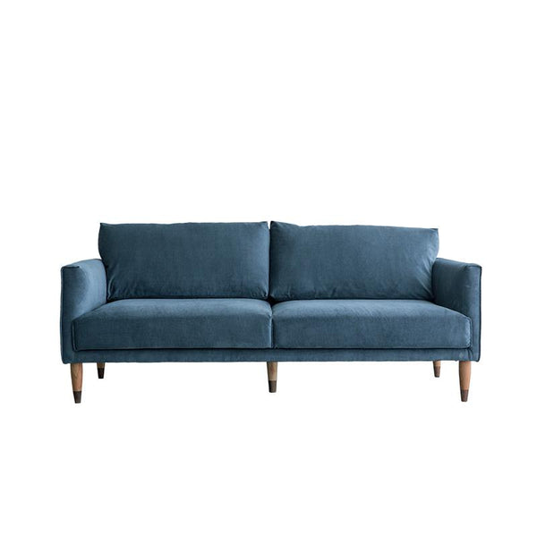 Soft Cotton Sofa – 3 seater