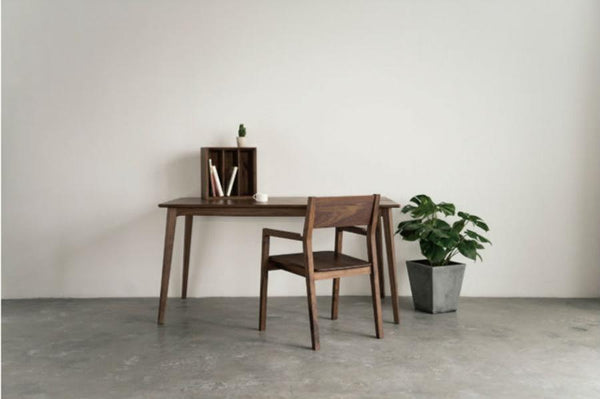 Nordic Armchair Walnut