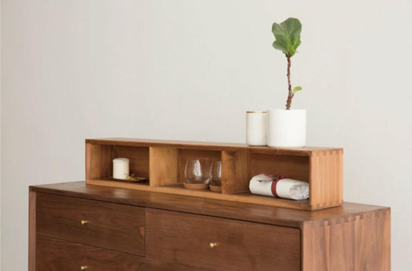 Simple Chest of Drawers Cherry wood – 6 drawers