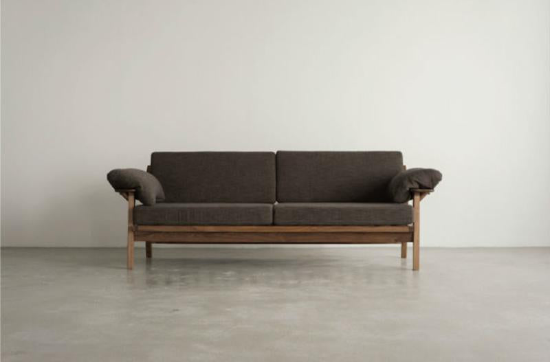 Nordic Sofa Brown