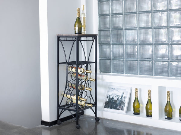 Wine Carts for Home with Wheels