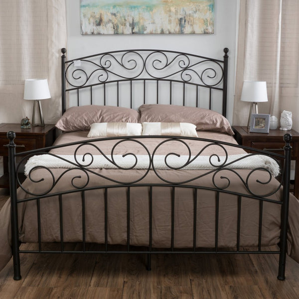 Home GARDENIA QUEEN BED