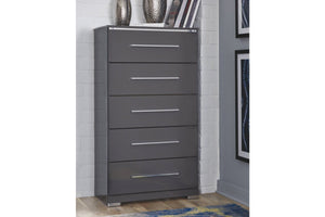 Steelson Chest of Drawers