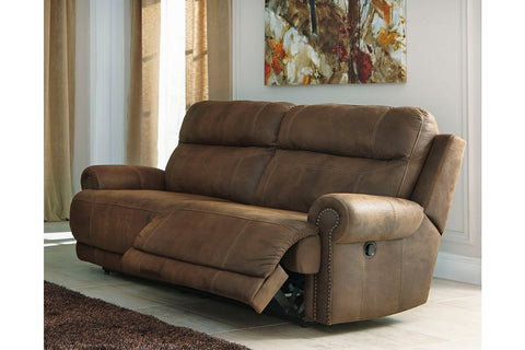 The  reclining sofa