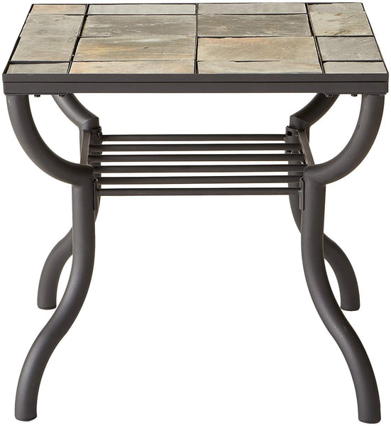 Square Living Room End Table