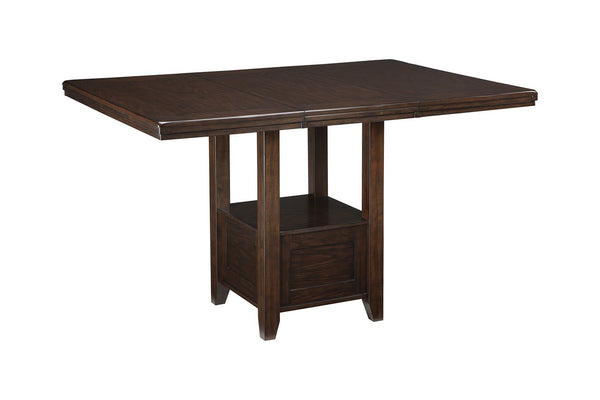 Counter Height Dining Room Extension Table