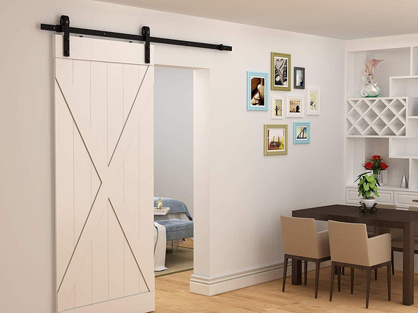 200cm Sliding Door Kits Retro