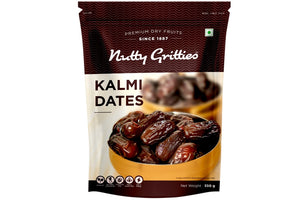 Premium Dry Fruits Kalmi Dates, 350gms