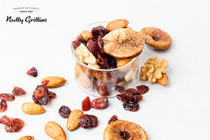 Dry Fruits Blend (Pack of 30, 24 g Each ) 720 g