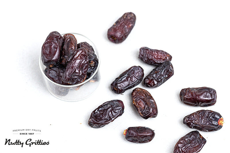 Premium Kalmi Dates, Pack of 2 (350g Each), 700g