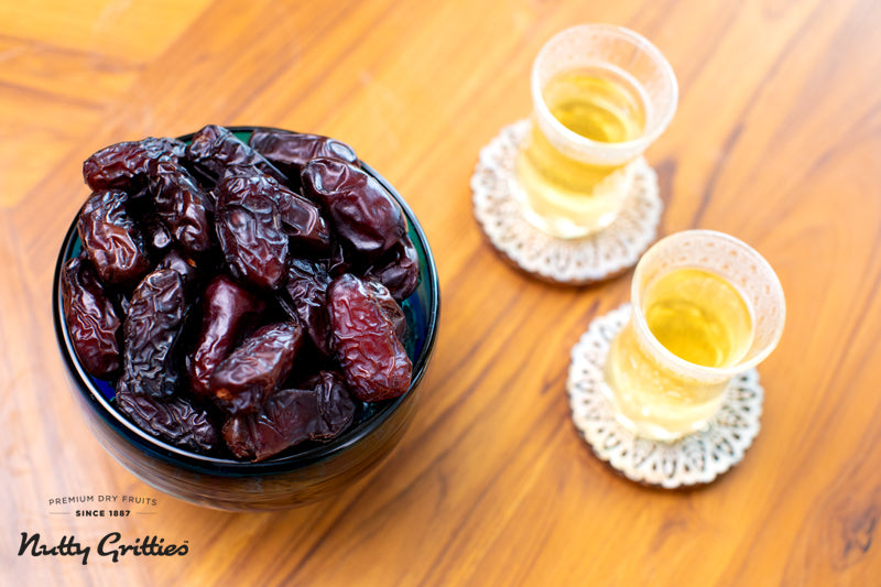 Kalmi Dates (Pack of 2, 350 g Each ) 700 g