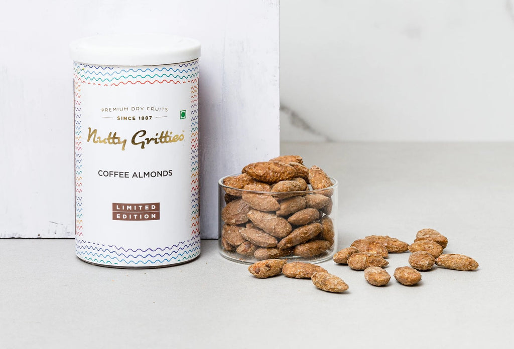 Coffee Almonds 172 g