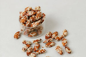 Honey Sesame Almonds 172 g