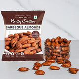Nutty Gritties Sports Mix 54g, BBQ Almonds 48g, Spicy Trail Mix 54g - 165gms (Pack of 1 )