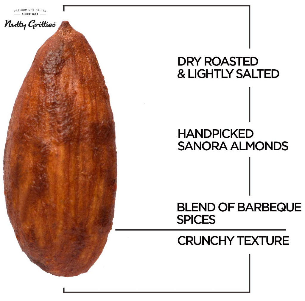 Barbeque Almonds 200 g