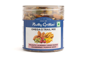 Nutty Gritties Coffee Almonds - Roasted Almonds with Ground Coffee 200g (Pack of 1)