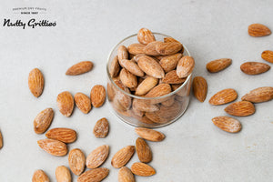Salted Almonds 50g  Can ( Buy 1 Get 1 Free )