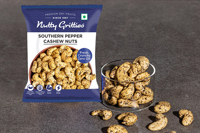 Nutty Gritties Signature Premium Gift Box 395g