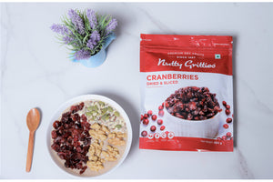 US Cranberries Cranberry Dried Sliced - 200GMS