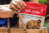 Mom's Superfood Mix  (Pack of 2, 200 g Each ) )